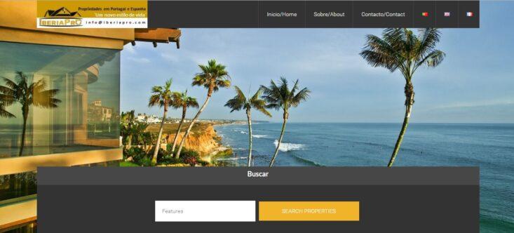web de IberiaPro
