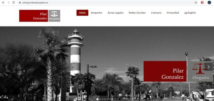 Diseño Web de abogados en Marbella
